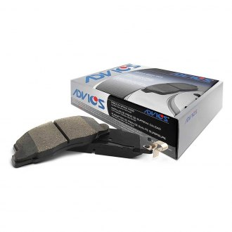 Advics® - Ultra-Premium Ceramic Brake Pads