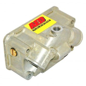 AED Performance® - Secondary Center Pivot Carburetor Float Bowl, Double Pump