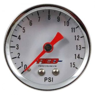 AED Performance® - Screw-In Fuel Pressure Gauge