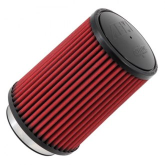 "AEM® - DryFlow Round Tapered Air Filter with Hole (4.75"" T x 7"" H x 0.938"" FL x 3.5"" F x 5.25"" B)"