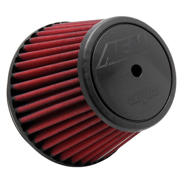 AEM® - Round DryFlow Air Filter with Hole