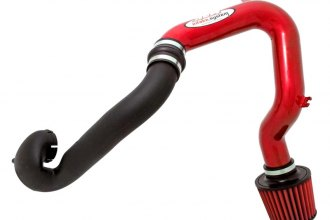 AEM® 21-448R - Cold Air Intake System (Red)