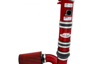 AEM® 21-485R - Cold Air Intake System (Red)