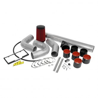 AEM® - Metal Silver Cold Air Intake System