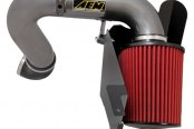 AEM® - Brute Force HD Diesel Air Intake System - Gunmetal Gray