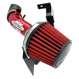 AEM® - Short Ram Air Intake System - Red