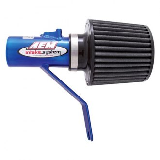 AEM® - Aluminum Short Ram Air Intake System with Red Filter