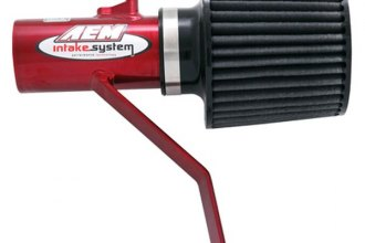 AEM® 22-483R - Short Ram Air Intake System (Red)