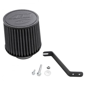 AEM® - Short Ram Air Intake System without Intake Pipe with Red Filter