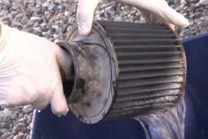 AEM® Dryflow Air Filter Cleaning