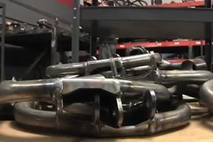 AEM® Jerry Camburg Engineering Air Intake Video