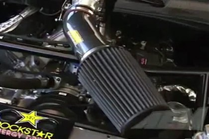 AEM® Rockstar Drifter Air Intake Video
