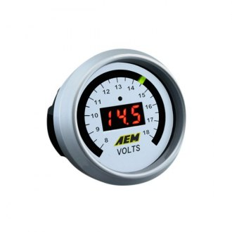 AEM® - Digital Voltmeter Gauge