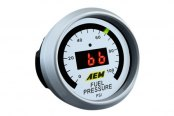 AEM® - Digital Oil / Fuel Pressure Gauge (0 to 100 psi)