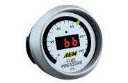 AEM� - Oil / Fuel Pressure Gauge