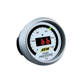 AEM® - Digital Oil/Fuel Pressure Gauge