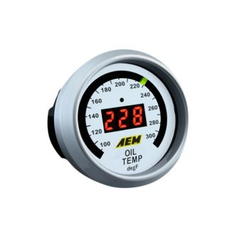 AEM® - Classic Digital Series Gauges