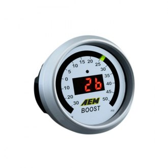 AEM® - Classic Digital Boost Gauges