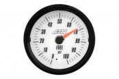 AEM® - Analog Oil / Fuel Pressure Gauge (SAE, 0 to 100 psi)