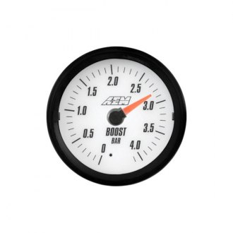 AEM® - Analog Boost Gauges
