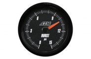 AEM� - Analog Boost / Fuel Pressure Gauge