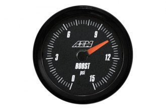 AEM® - Analog Boost / Fuel Pressure Gauge