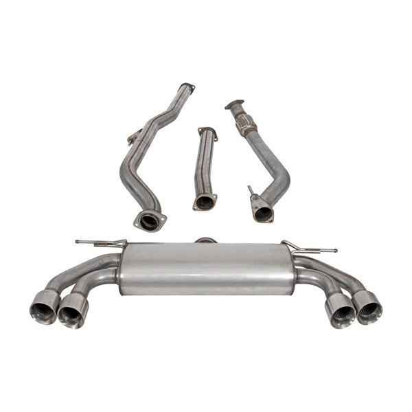 AEM® - Stainless Steel Cat-Back Exhaust System