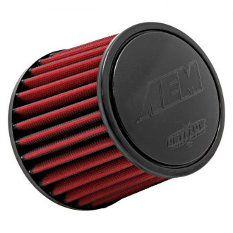 AEM® - DryFlow™ Round Tapered Red Air Filter