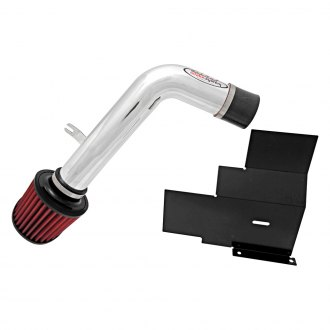 AEM® - Aluminum Polished Cold Air Intake System with Red Filter