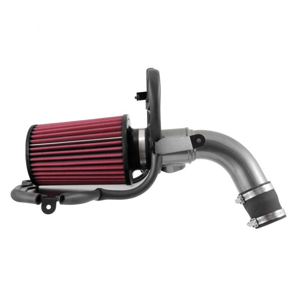 Aluminum Red Cold Air Intake System With: Chevy Cruze 1.4L 2017 Aluminum Gunmetal Gray Cold