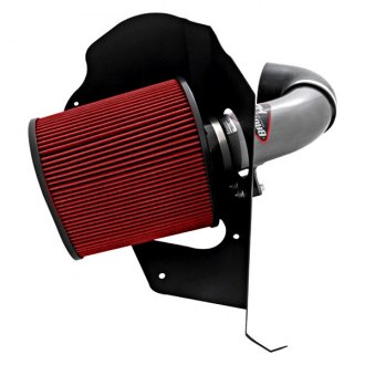 AEM® - Brute Force HD™ Diesel Aluminum Cold Air Intake System with Red Filter