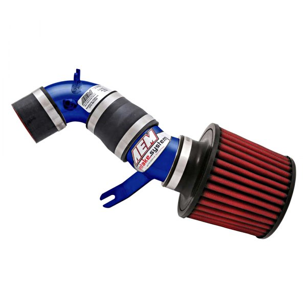 Performance Short Ram Air Intake CAI Assembly Red Filter for Mazda Protege New
