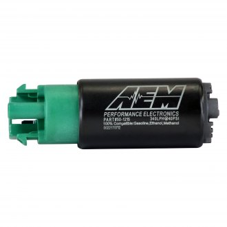 AEM® - E85 High Flow In-Tank Electric Fuel Pump With Hooks