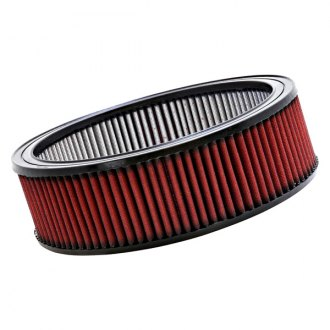 AEM® - DryFlow™ Round Red Air Filter