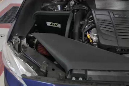 AEM® Air Intake System Video