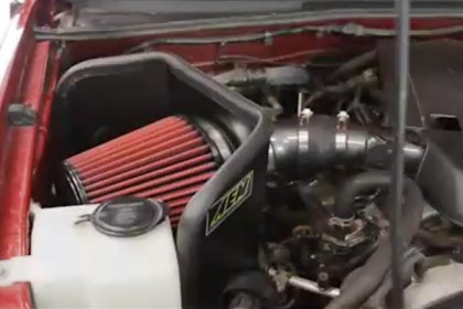 21-8409DC - AEM® Brute Force™ Air Intake System Video