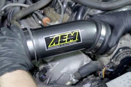 22-680C - AEM® Air Intake System Video (HD)