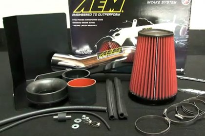 21-8023DC - AEM® Brute Force™ Air Intake System Video