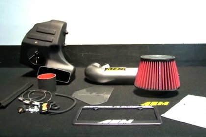 21-8122DC - AEM® Air Intake System Video