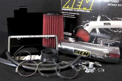 21-8408DC - AEM® Brute Force™ Air Intake System Video
