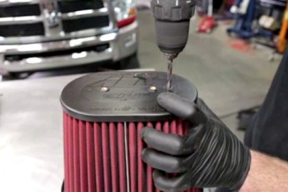 21-9227DS - AEM® Brute Force HD™ Diesel Air Intake System Video