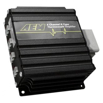 AEM® - 4-Channel K-Type Thermocouple Amplifier