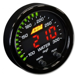 AEM® - X-Series Temperature Gauge Kit