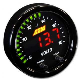 AEM® - X-Series Volt Gauge Kit