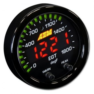 AEM® - X-Series EGT Gauge Kit