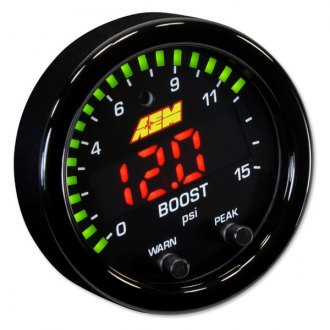AEM® - X-Series Pressure Gauge Kit