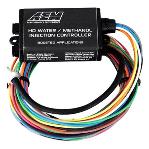 AEM® 30-3306 - Water/Methanol Injection V2 HD Controller Internal on