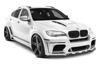 Aero Function® 108728 - AF-5 Style Fiberglass Wide Body Kit