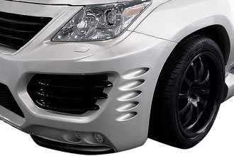 Aero Function® - AF-1 Style Fiberglass Wide Body Front Fenders