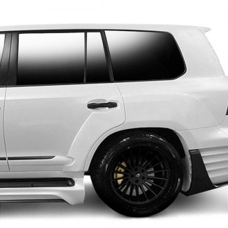 Aero Function® - AF-1 Style Wide Body Rear Fender Flares